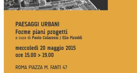 Paesaggi urbani forme piani progetti dicea for Set completo di piani casa pdf